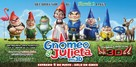 Gnomeo & Juliet - Argentinian Movie Poster (xs thumbnail)