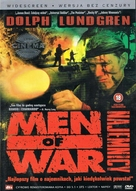 Men Of War - Polish DVD cover (xs thumbnail)