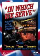 In Which We Serve - Australian DVD cover (xs thumbnail)