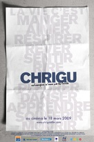 Chrigu - French Movie Poster (xs thumbnail)