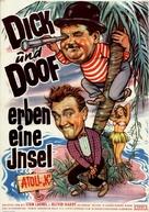 Atoll K - German Movie Poster (xs thumbnail)