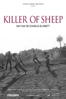 Killer of Sheep - French Movie Poster (xs thumbnail)