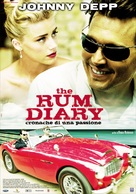The Rum Diary - Italian Movie Poster (xs thumbnail)