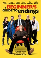 A Beginner's Guide to Endings - DVD movie cover (xs thumbnail)