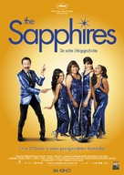 The Sapphires - German Movie Poster (xs thumbnail)