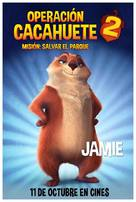 The Nut Job 2 - Spanish Movie Poster (xs thumbnail)