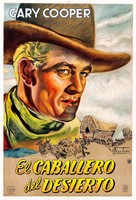 The Westerner - Argentinian Movie Poster (xs thumbnail)