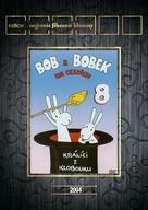 """""""Bob a Bobek, králíci z klobouku"""" - Czech DVD cover (xs thumbnail)"""