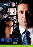 """""""The Dead Files"""" - DVD movie cover (xs thumbnail)"""