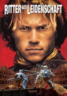 A Knight's Tale - German DVD movie cover (xs thumbnail)