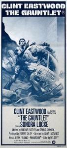 The Gauntlet - Australian Movie Poster (xs thumbnail)