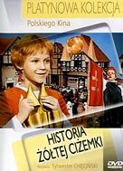 Historia zóltej cizemki - Polish DVD movie cover (xs thumbnail)