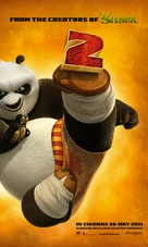 Kung Fu Panda 2 - Singaporean Movie Poster (xs thumbnail)