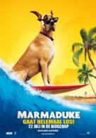 Marmaduke - Dutch Movie Poster (xs thumbnail)