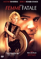 Femme Fatale - DVD cover (xs thumbnail)