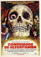 Tales from the Crypt - Spanish Movie Poster (xs thumbnail)