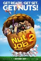 The Nut Job 2 - Teaser poster (xs thumbnail)