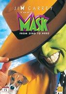 The Mask - Danish DVD movie cover (xs thumbnail)