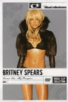 Britney Spears: Greatest Hits - My Prerogative - Canadian DVD movie cover (xs thumbnail)