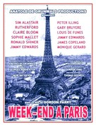 Innocents in Paris - French Movie Poster (xs thumbnail)