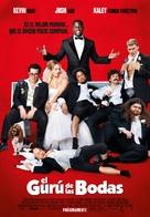 The Wedding Ringer - Spanish Movie Poster (xs thumbnail)