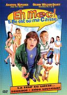 Dude, Where's My Car? - French DVD movie cover (xs thumbnail)