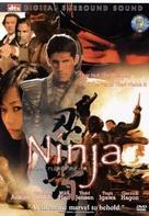 Ninja - Malaysian DVD cover (xs thumbnail)