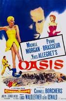 Oasis - Movie Poster (xs thumbnail)