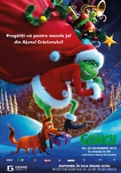 The Grinch - Romanian Movie Poster (xs thumbnail)