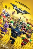 The Lego Batman Movie - Danish Movie Poster (xs thumbnail)