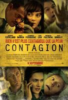 Contagion - Canadian Movie Poster (xs thumbnail)