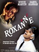 Roxanne - French Movie Poster (xs thumbnail)