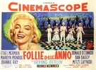 There's No Business Like Show Business - Italian Movie Poster (xs thumbnail)