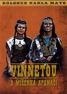 Winnetou und das Halbblut Apanatschi - Czech Movie Cover (xs thumbnail)