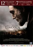 Lincoln - Polish Movie Poster (xs thumbnail)
