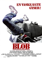 The Blob - Danish Movie Poster (xs thumbnail)