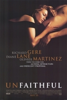 Unfaithful - Movie Poster (xs thumbnail)