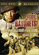Fixed Bayonets! - DVD cover (xs thumbnail)
