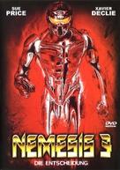 Nemesis III: Prey Harder - German Movie Cover (xs thumbnail)