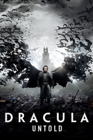 Dracula Untold - Movie Cover (xs thumbnail)