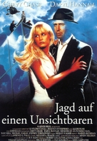 Memoirs of an Invisible Man - German Movie Poster (xs thumbnail)