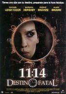 11:14 - Spanish Movie Poster (xs thumbnail)