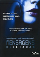 Messages Deleted - Brazilian DVD movie cover (xs thumbnail)