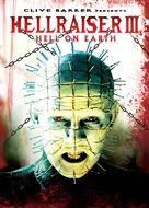 Hellraiser III: Hell on Earth - DVD cover (xs thumbnail)