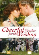 Cheerful Weather for the Wedding - Danish DVD cover (xs thumbnail)