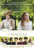 The Seagull - British Movie Poster (xs thumbnail)