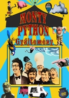 """Monty Python's Flying Circus"" - Hungarian DVD movie cover (xs thumbnail)"