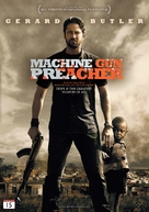 Machine Gun Preacher - Norwegian DVD movie cover (xs thumbnail)