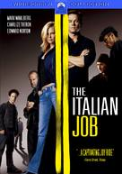The Italian Job - DVD cover (xs thumbnail)