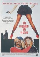 See No Evil, Hear No Evil - Italian Theatrical movie poster (xs thumbnail)